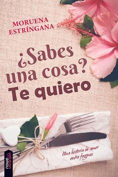 Nowevolution, con su colección Volution Romántica, hace publica la nueva novela de Moruena Estríntgana. Una historia de amor entre dos cocineros en donde el fuego no siempre es el de los fogones. L…