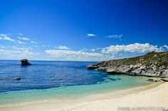 beautiful rottnest island, western australia