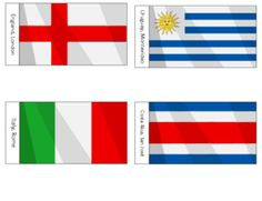 World Cup Brazil 2014 Countries – Group D  #Soccer #WorldCup #2014 #Countries