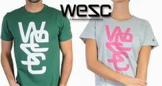 Amazing WooW: Desconto T-shirt Overlay - WESC » Goodlife