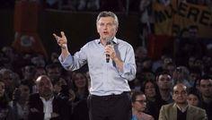 """Macri: """"Argentina está creciendo tras 5 años de estancamiento"""": Sin embargo, el Presidente admitió en una una columna de opinión, que """"no…"""
