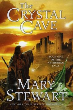 The Crystal Cave - Mary Stewart - Paperback