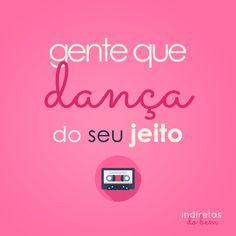 Dança do seu jeito Lets Dance, Workout Humor, Zumba, Positive Affirmations, Belly Dance, My Photos, Positivity, Lettering, Words