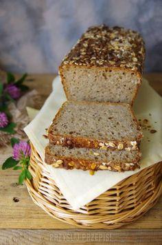 Chleb żytni ze słonecznikiem na zakwasie Bread Recipes, Cake Recipes, My Favorite Food, Favorite Recipes, Polish Recipes, Pumpkin Cheesecake, Bread Rolls, Vanilla Cake, Banana Bread