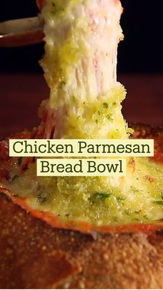 Appetizer Recipes, Dinner Recipes, Appetizers, Good Food, Yummy Food, Tasty, Bread Bowls, Food Hacks, Food To Make
