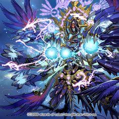 仕事絵16・超神星DEATH・ドラゲリオン