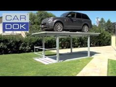Cardok | Underground Parking | Double your parking space | Security to protect your car | More secure than a garage