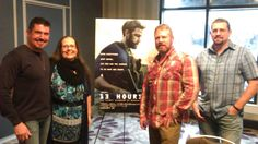 "13 HOURS from Book to Screen: Speaking with Kris ""Tanto"" Paronto, John ""Tig"" Tiegen and Mark ""Oz"" Geist Interview at http://moviemaven.homestead.com/index.html"