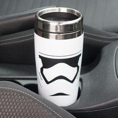 e3aac540d132 Star Wars Stormtrooper Travel Mug EP7 Fajne Gadżety