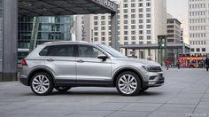 2017 Volkswagen Tiguan Wallpaper