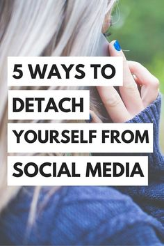 We all know the downside of social media-- namely that it makes people feel alienated rather than connected, thereby betraying its own name. We are well aware that social media has the power to neg...