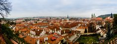Panorama od Kajetánky