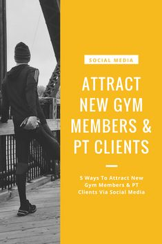Gym Marketing Ideas Social Media Pinterest