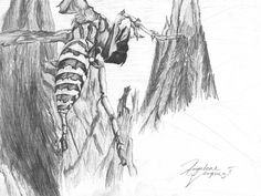 """I was taking shots around my Mum's garden, and this bee (whom I called """"Jessica""""😏) stood still for me. · """"Honey"""" · 8 x 11  #highschool #drawing #pencil #art #honey #bee #imabee #buzz #garden #jessica #monday #belleville #bellevilleontario #angelene ·"""