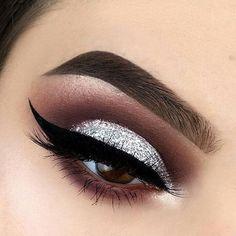 Yes or No?  Look by @heathervenere  #makeupartist #makeuptutorial #makeup #makeupobsession #makeupoftheday #makeupart #lovemakeup #girlslovemakeup #obsessed #eyebrows #onfleek #eyeliner #onfleek #eyebrowgoals #wingedeyeliner #glitter #burgundy #kyliecosmetics #anastasiabeverlyhillscosmetics #maccosmetics #nyxcosmetics #biglashes #likeforfollow #like4like  #likeforlike #like4follow #follow4follow #folow4like