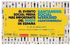 Santander Social Week end