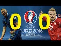 France vs Switzerland 0-0 Highlights [2016 UEFA Euro France]