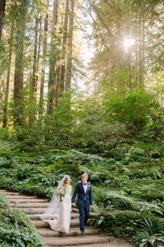 Whimsical Wedding in the Redwoods | Retrospect Images