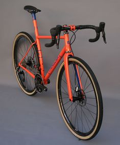 Augusto's gravel bike | English Cycles