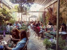 El Jardín Secreto y el Salón de té de Salvador Bachiller | Don't Stop Madrid