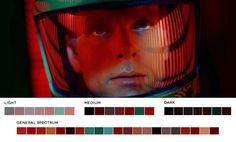2001: A Space Odyssey (1968): Director: Stanley Kubrick; Cinematography: Geoffrey Unsworth