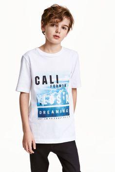 Printed T-shirt | H&M