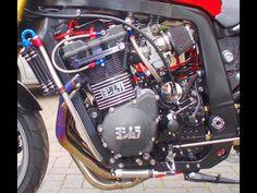 Suzuki Superbike, Suzuki Motos, Suzuki Gsx R 750, Suzuki Motorcycle, Motorcycle Engine, Car Engine, Gsxr 1100, Custom Street Bikes, Bike Details