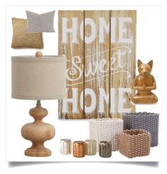 """""""Home Sweet Home"""" by claudiamcbain ❤ liked on Polyvore featuring interior, interiors, interior design, home, home decor, interior decorating, New View, Dot & Bo, NOVICA and Ralph Lauren"""