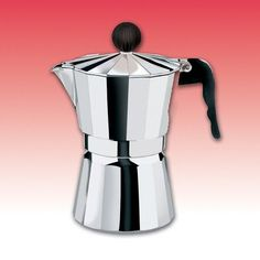 Moka Espresso Maker in Aluminum >>> Want additional info? Click on the image.