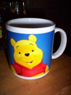 Winnie the Pooh Coffee Mug Cup Brand New