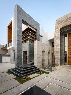 Gallery of Kattameya Dunes Palace / Phenomena Studio - Hisham Alaa Designs - 23