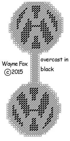 Volks Wagon keychain by: Wayne fox