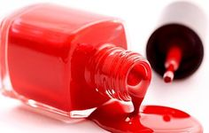 """New Study: """"Nontoxic"""" Nail Polish Contains Toxic Chemicals. It's apparently legal to include the toxic trio of chemicals : Formaldehyde, DBP, and toluene, if it is labeled properly -- and call it toxic-free."""