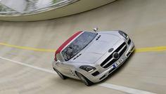 #Magazine - #Mobilite : #MercedesBenz SLS AMG Roadster
