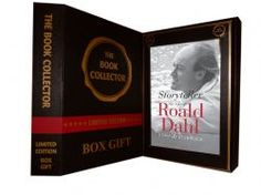 Roald Dahl Collection, Biography Books, Leather Box, The Life, Book Gifts, The Book, Storytelling, Biography
