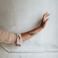 Dinosaur tattoo    VSCO Grid   brittany staddon