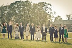 love the holdy hand wedding pose #wedding #group #sunflare