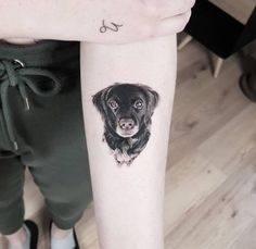 ideas tattoo dog small ideas - Famous Last Words Jj Tattoos, Ink Tattoo, Trendy Tattoos, Foot Tattoos, Tattoo Fonts, Future Tattoos, Tattoos For Guys, Small Dog Tattoos, Tattoos For Women Small