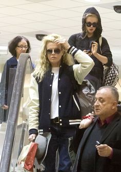Kim Basinger - Kim Basinger and Ireland Baldwin at the Airport...Dec 10, 2012
