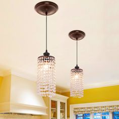 Update Any Room With Our Diy Instant Pendant Lights Now Available Graydon Wesley