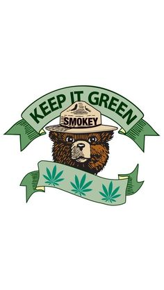Keep it green. Marijuana via   Mother Hemp www.motherhempproducts.com visit us and view our amazing hemp products! <3