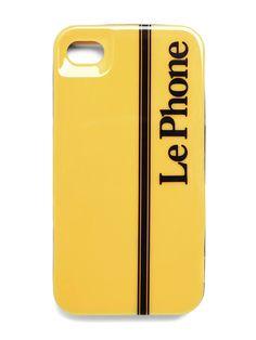 Le Phone iPhone 4 case - $40