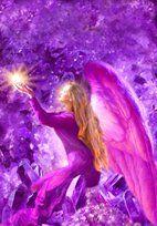 angel of the crystal kingdom | CRYSTAL ANGEL