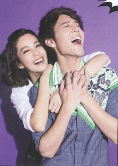 Annie Chen & George Hu - S-Pop Magazine July 2013 issue
