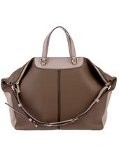 TOD'S - Large 'Miky' bowling Bag