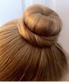 ballet bun - Southern Hair Crafts