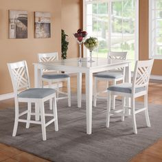 Brooklyn Dining Table Set by Standard Furniture