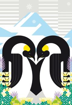 Hey Studio - Charley Harper tribute