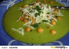 Czech Recipes, Ethnic Recipes, Guacamole, Thai Red Curry, Food And Drink, Soup, Rice, Treats, Fruit