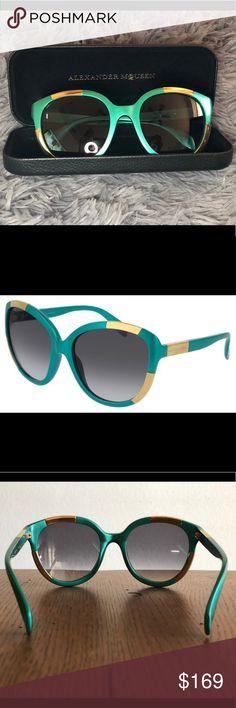 0d08d08f8598 💚💚ALEXANDER MCQUEEN Sunglasses💚💚 100% Authentic brand new Alexander  McQueen sunglasses!
